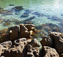 Crystal waters V by geophotographic