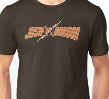 Josh Gordon - Logo Dark Unisex T-Shirt