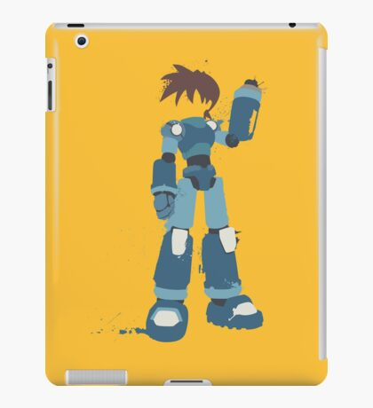 Mega Man (Legendary Mode) iPad Case/Skin
