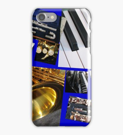 A Musical Miscellany Collage iPhone Case/Skin