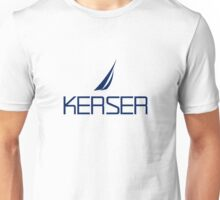 Kerser - Nautica logo Unisex T-Shirt