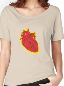 My Robot Heart Women's Relaxed Fit T-Shirt