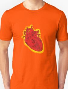 My Robot Heart Unisex T-Shirt