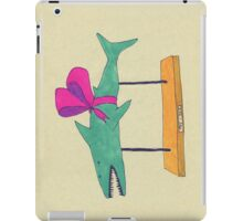 a shark iPad Case/Skin