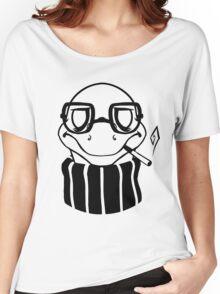 Snake Logo Women's Relaxed Fit T-Shirt