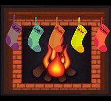 Liars Roasting On An Open Fire...... by AngiiiOskiii78