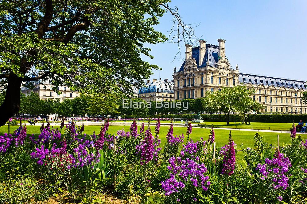 I love Paris in the Springtime by Elana Bailey