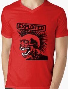 exploited Mens V-Neck T-Shirt