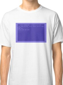 Commodore Screen Classic T-Shirt