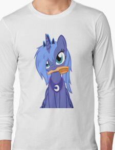 Luna ,Messy Mane  Long Sleeve T-Shirt