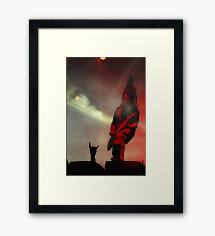 Mark Morton Framed Print