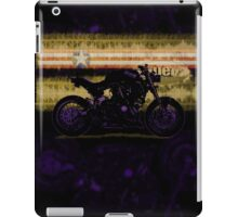 modified buell 1200 iPad Case/Skin