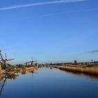 Windmills III by HeleenO