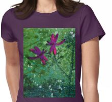 Two Few Over the Dragonfly Nest Womens Fitted T-Shirt