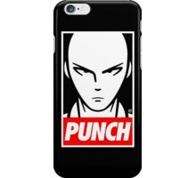 Obey the Hero iPhone Case/Skin