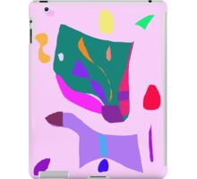 Upstairs Floating Party View Strawberry Milk iPad Case/Skin