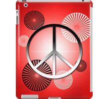 Peace iPad iPad Case/Skin