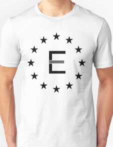 Enclave Logo (Shirt & Stickers) Unisex T-Shirt