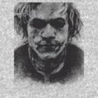 Heath Ledger-Joker by hasanabbas