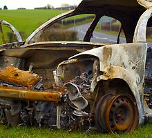 Rusted and Busted by TREVOR34