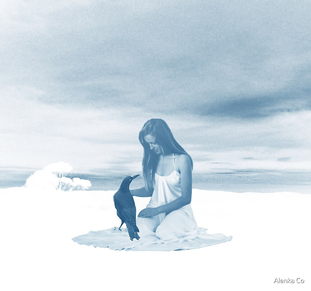 somewhere by Alenka Co