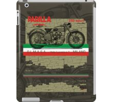 Parilla 250 Sport iPad Case/Skin