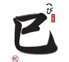 巳 Snake by 73553