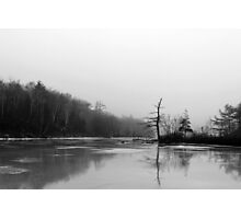 The Warmth of Winter Photographic Print