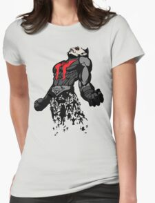 Horde Rising Womens Fitted T-Shirt