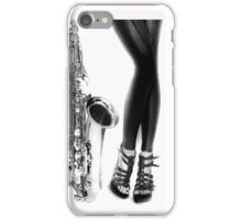 """ Cafe Rio "" sexy legs iPhone Case  iPhone Case/Skin"