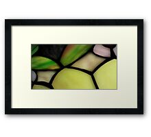 Plaster Flower II Framed Print