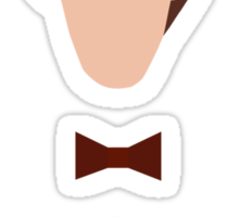 The Eleventh Doctor Sticker