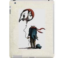 And His Head Swelled with Pride... iPad Case/Skin