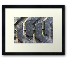 Hidden Dimensions Framed Print