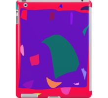 Fact Excavation Research Endless Rain Frog iPad Case/Skin