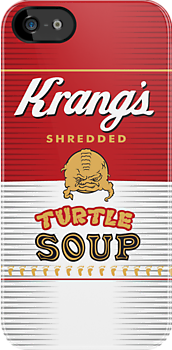 Krang's Shredded Turtle Soup by kgullholmen