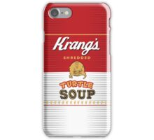 Krang's Shredded Turtle Soup iPhone Case/Skin