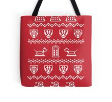 Timey Wimey Sweater Tote Bag