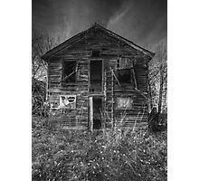 The Bunkhouse November 2012 Photographic Print