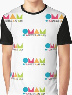 Of Monster and Men Graphic T-Shirt