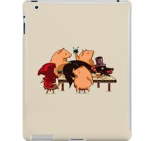 Dinner With Friends iPad Case/Skin
