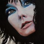 A Treasure - Bjork Portrait by Khairzul MG