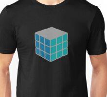 Rubix Cube - Plain Unisex T-Shirt