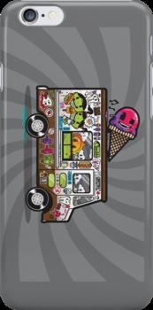 ice cream bus by ioanna1987