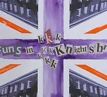 Sten Guns In Knightsbridge by dougshaw