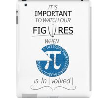Pi Figures iPad Case/Skin