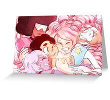 Group Hug Greeting Card