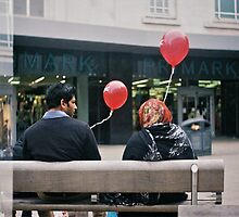 99 ÷ 3 ✕ 2 ÷ 3 ÷ 10 -0.2 = red balloons by Matthew Maber