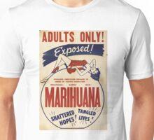 marihuana  Unisex T-Shirt