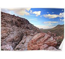 Red Rock Canyon 2 Poster